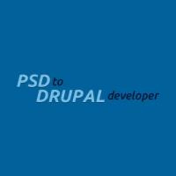 PSDtoDrupalDeveloper