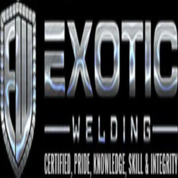 Exotic Welding