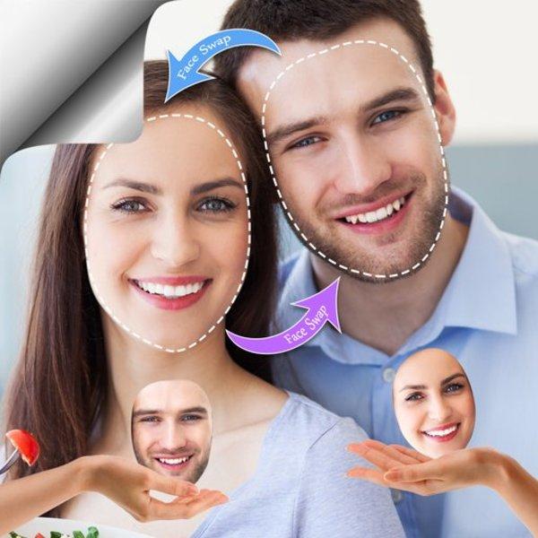 Face Swap App | iOS