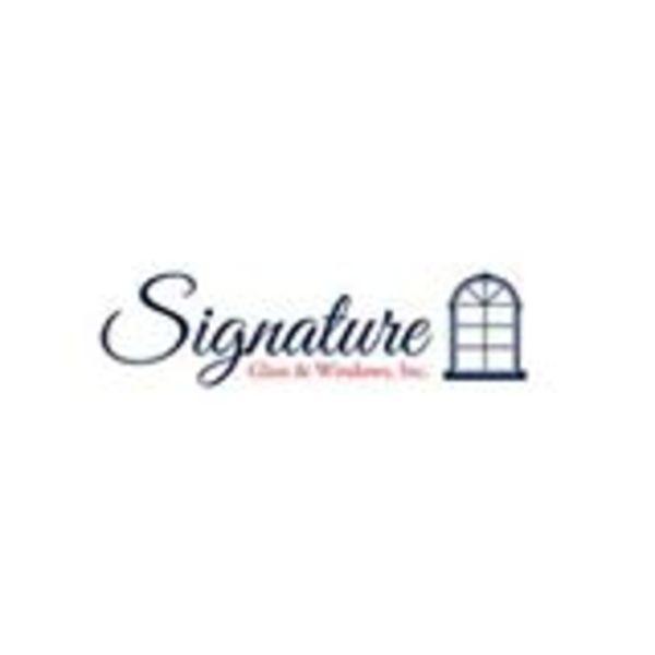 Signature Glass & Windows, Inc.
