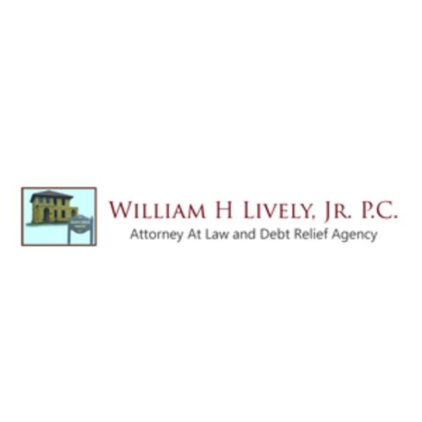 William H Lively, JR. P.C.