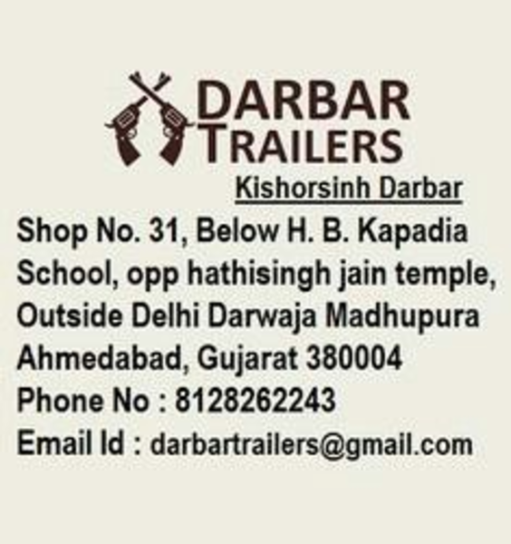 Darbar Trailers Uniform Supplier