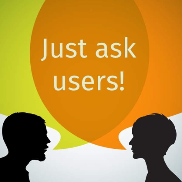 Just Ask Users