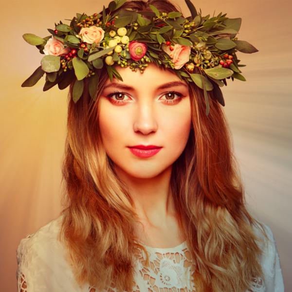 Flower Crown Image Editor