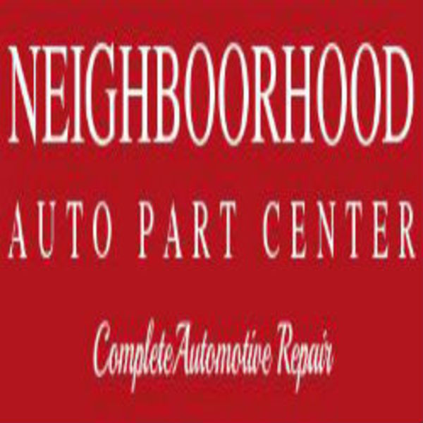 Neighborhood Auto Part Center