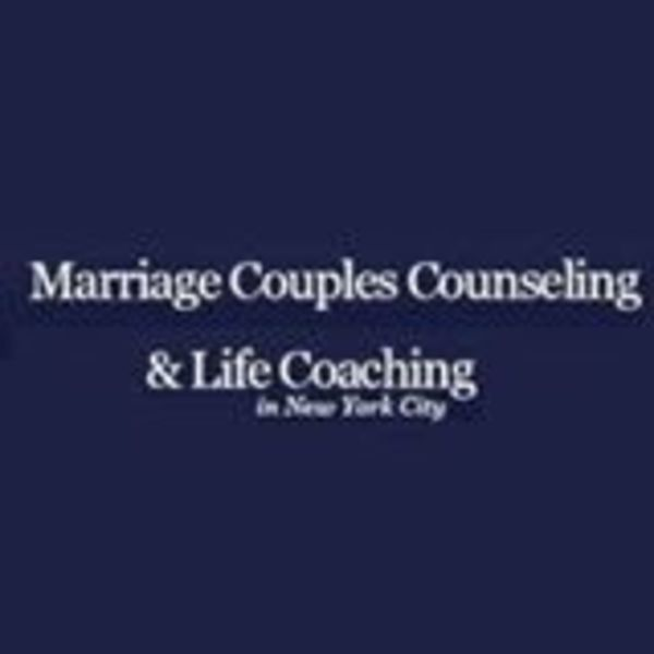 Marriage Couples Counseling and Life Coaching in New York City