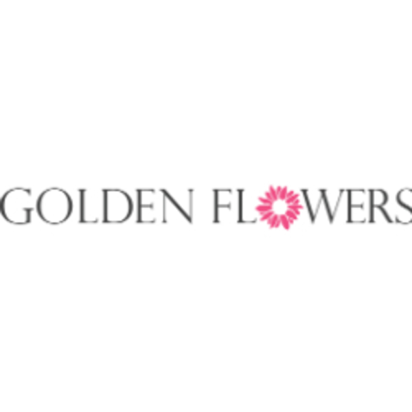 Golden Flowers