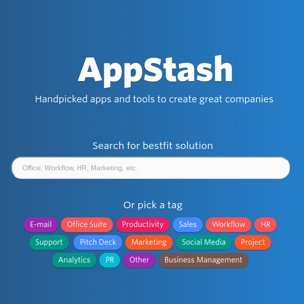 AppStash