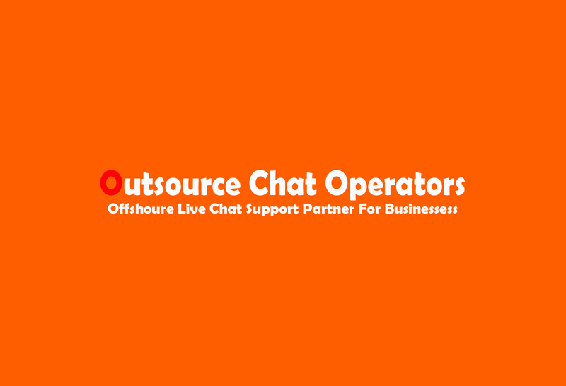 Outsource Chat Operator
