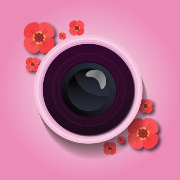B624 Cam - Selfie Expert