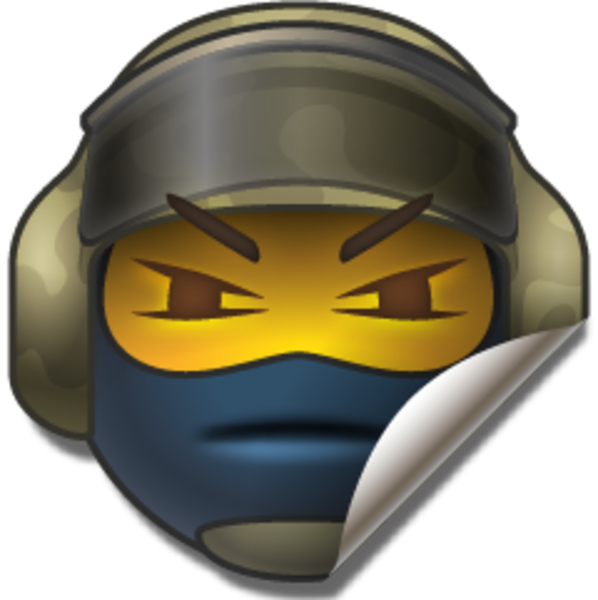 CSGO emoji & stickers