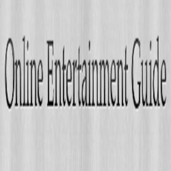 Online Entertainment Guide