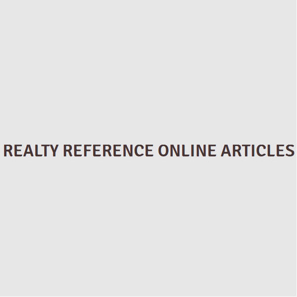 Realtyreference Onlinearticles