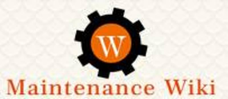 Maintenance Wiki