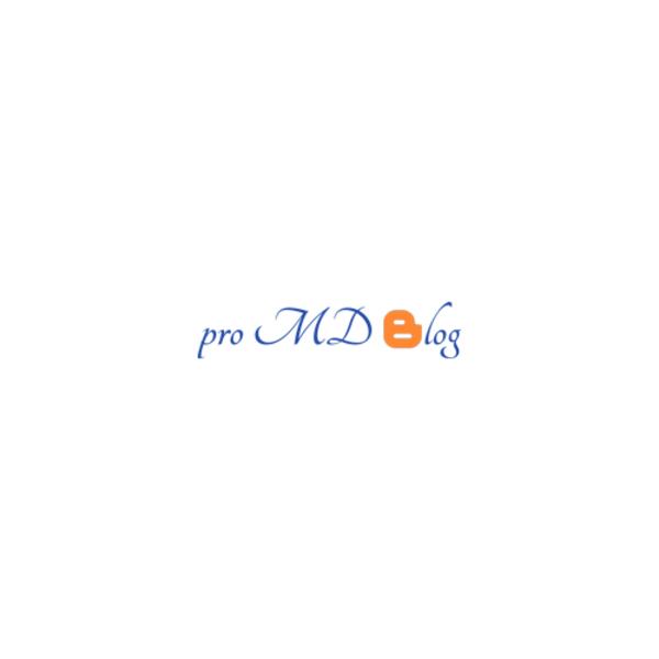 Pro MD Blog
