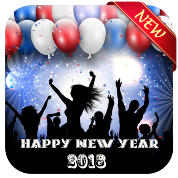 Happy New Year Photo Frames 20178