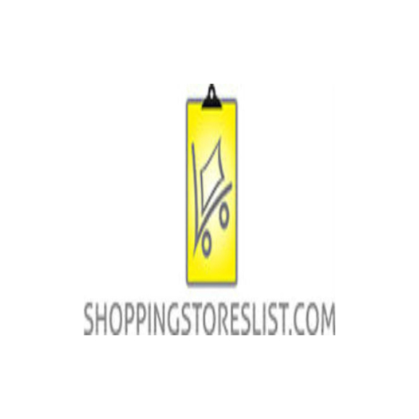 Shopping Stores List