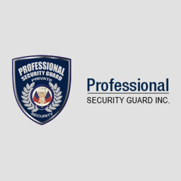Professional Security Guard, INC.